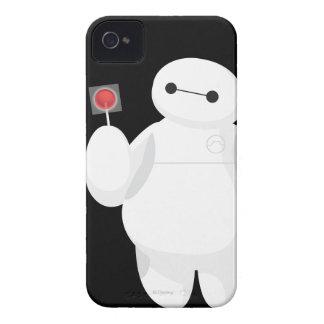 Muestra grande del Lollipop del héroe 6 Carcasa Para iPhone 4