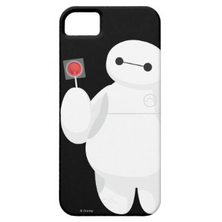 Muestra grande del Lollipop del héroe 6 iPhone 5 Protectores