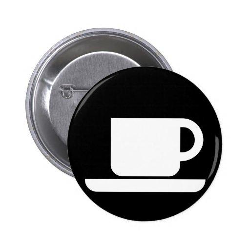 Muestra internacional del Coffeeeeeee Pin Redondo 5 Cm