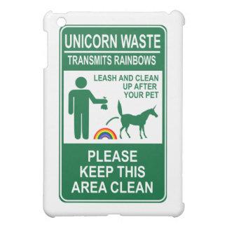 Muestra inútil del unicornio