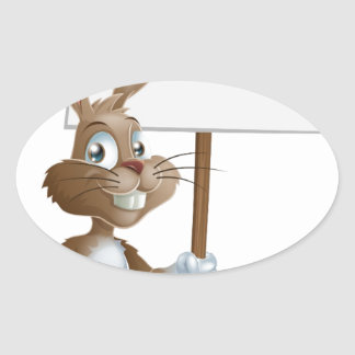 Muestra linda de la zanahoria del conejo de coneji colcomanias de ovaladas