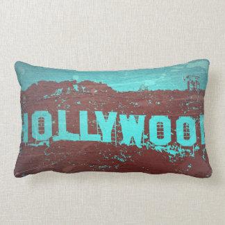 Muestra Los Ángeles de Hollywood Cojín