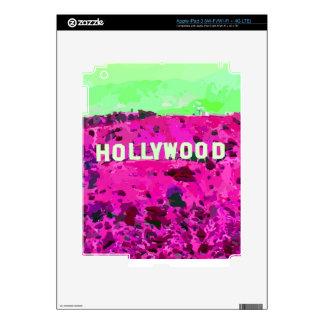 Muestra Los Ángeles de Hollywood iPad 3 Skins