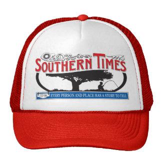 Muestra meridional de las épocas gorros