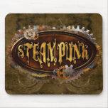 Muestra Mousepad de Steampunk