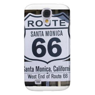 Muestra oficial Santa Mónica del extremo de la rut Funda Para Galaxy S4
