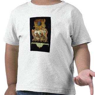 Muestra para Royal Mail de Chantilly Camisetas