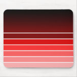 muestra roja alfombrilla de raton