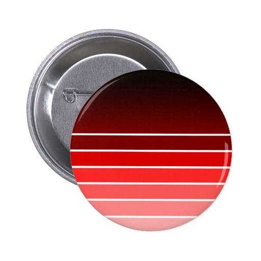 muestra roja pin redondo 5 cm