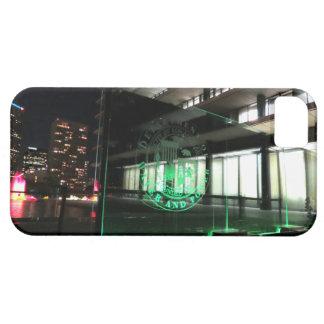 Muestra verde de DWP iPhone 5 Protectores