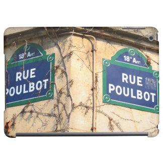 Muestras de calles de Poulbot de la ruda de París