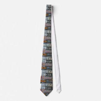 Muestras de Hong Kong Corbata Personalizada