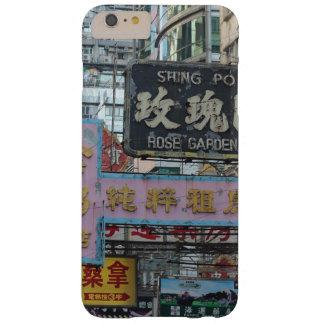 Muestras de Hong Kong Funda Barely There iPhone 6 Plus