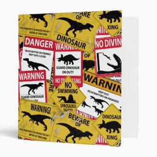 """Muestras de la precaución del dinosaurio carpeta 1"""""""