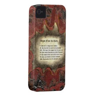 Muestras de la tierra Case-Mate iPhone 4 carcasa