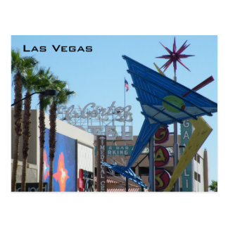 Muestras de Las Vegas Postales