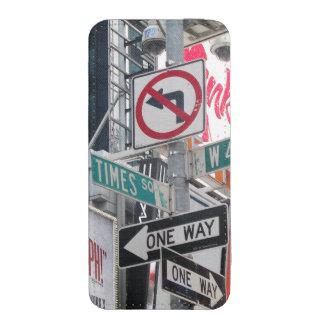 Muestras del Times Square Funda Para iPhone 5