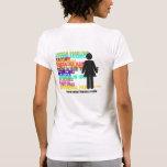 Muestras y síntomas camiseta