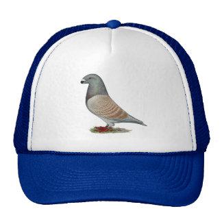 Muestre a corredor el ópalo recesivo gorras de camionero