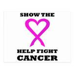 Muestre al cáncer BL01 de la lucha de la ayuda del Postal
