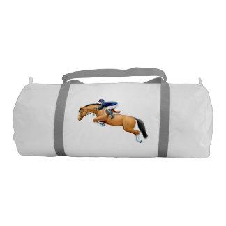 Muestre el petate del Equestrian del caballo del Bolsa De Deporte