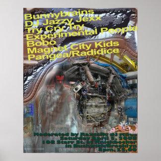 Muestre el poster (5 de abril de 2008)