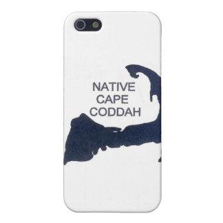 Muestre su amor de Cape Cod con humor iPhone 5 Carcasa