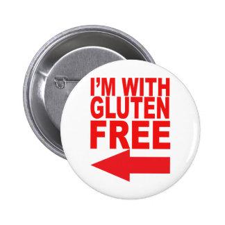 ¡Muestre su ayuda para su amada Gluten-Libre Pin