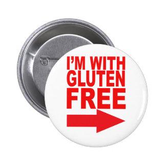¡Muestre su ayuda para su amada Gluten-Libre Pins