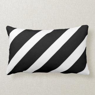 Muestre su colección de las rayas - almohada