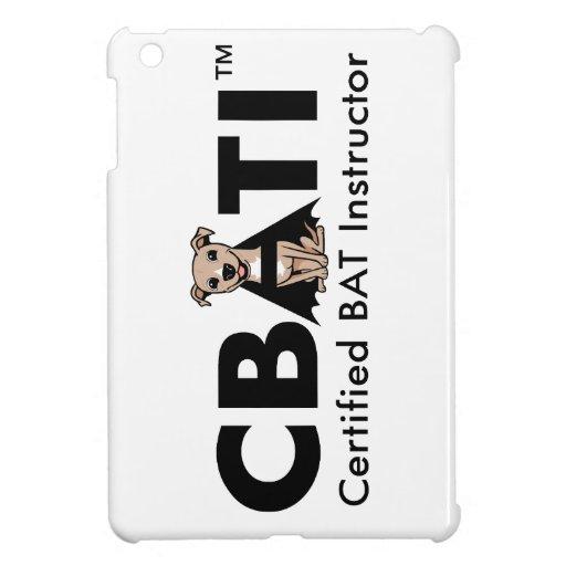 ¡Muestre su orgullo de CBATI! iPad Mini Carcasas