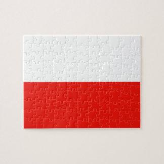 ¡Muestre su orgullo de Polonia! Rompecabeza Con Fotos