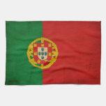 ¡Muestre su orgullo de Portugal! Toallas De Mano