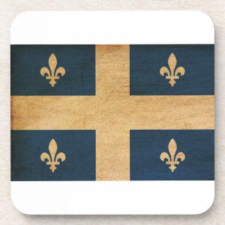 ¡Muestre su orgullo de Quebec! Posavasos