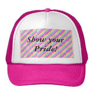 ¡Muestre su orgullo! Gorra