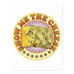 Muéstreme el queso v3 postales