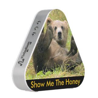 Muéstreme la miel altavoz bluetooth