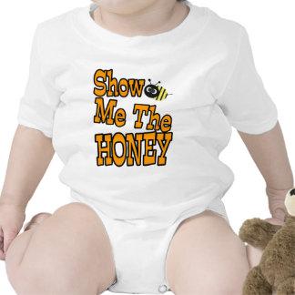 muéstreme la miel trajes de bebé
