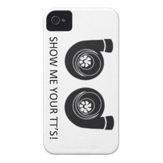 ¡Muéstreme sus TT! - caso del iPhone 4/4S iPhone 4 Coberturas