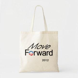 Mueva adelante - la campaña de Obama 2012 Bolsa