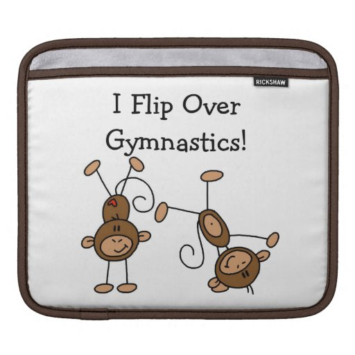 Muevo de un tirón sobre la gimnasia fundas para iPads