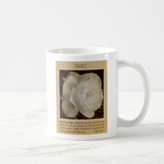 Muf de la promesa de la familia taza clásica