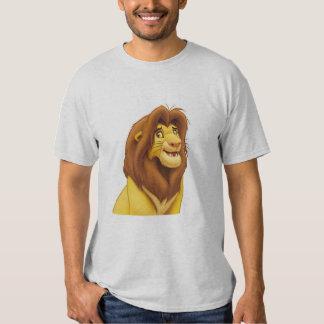 Mufasa Disney T Shirt