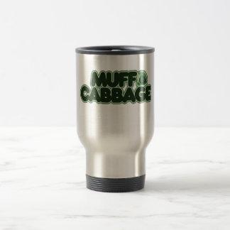 Muff Cabbage Travel Mug
