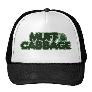Muff Cabbage Trucker Hat