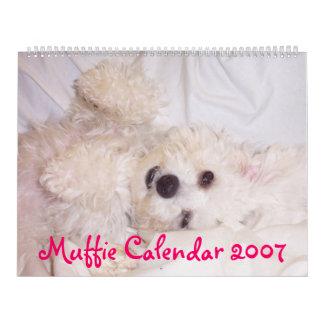 Muffie Calendar 2007