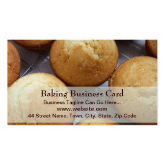 Muffin Business Card