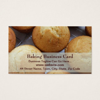 Muffin Business Card