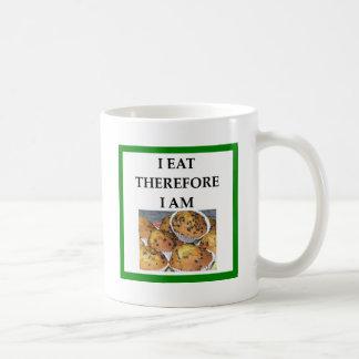 muffin coffee mug