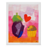 Muffin Love Poster
